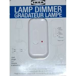 IKEA High Quality Lamp Dimmer 300 Watts Saves Electricity