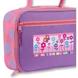 Lunch Box, Butterfly Flower Garden Lunchbox Toys & Games