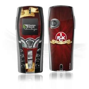 Design Skins for Nokia 7250   1. FCK   You will never walk