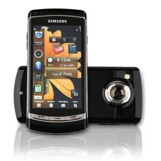 New Samsung GT i8910 HD 8GB Black (Unlocked) Smartphone Cell Phone
