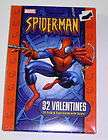 Spider man Spiderman Superhero Valentines Day 1 Box of 32 Valentine