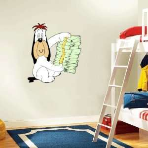 Droopy Dog Wall Decal Room Decor 20 x 25 Home & Kitchen