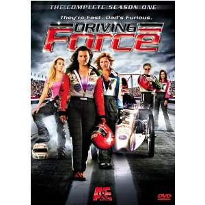 Driving Force Nascar DVD Video The Complete Season One