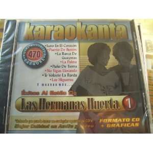 Karaokanta Pista Musical Cd/ G Las Hermanas Huerta Music