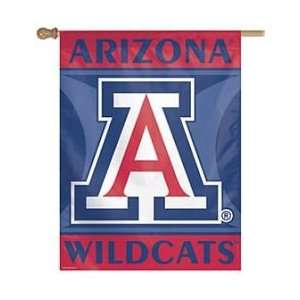 Arizona Wildcats UA NCAA 27 X 37 Banner Sports