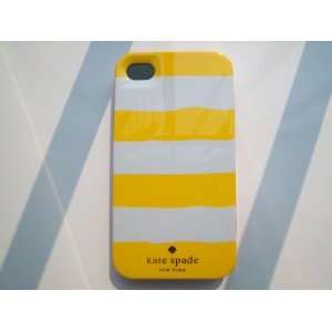 2012 NEW Design Kate Spade Rugby iPhone 4 Case: Cell