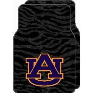 Gameday Rug AUFM110 Auburn Tigers Logo Auto 19 in. x 29 in