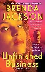 Unfinished Business by Brenda Jackson 2005, Paperback