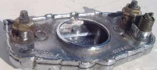 70 1970 Mercury Marquis Monterey Trunk Lock Emblem w/hinge