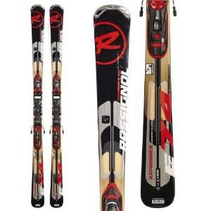74 Carbon Skis + TPI²/Axium 100 Bindings 2012 Sports & Outdoors
