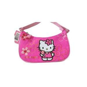 Sanrio Hello Kitty Hobo Bag  Blooming Flowers Toys & Games