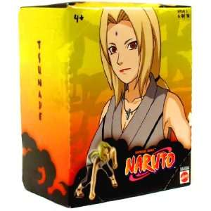 Mattel 3 Inch PVC Tree Diorama Series 2 Single Figure Tsunade #6 of 10
