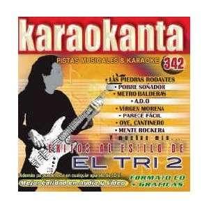 Karaokanta KAR 4342   Al Estilo de El Tri   II Spanish CDG