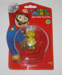 NINTENDO Super Mario Series 2 Mini KOOPA TROOPA Figure