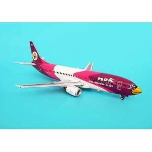 Phoenix Models Nok Air B737 400 Model Airplane Everything