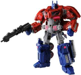Transformers United UN01 Optimus Prime Cybertron Mode