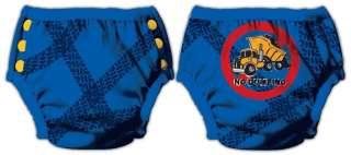 Fuzzibunz Fuzzi Bunz Trickle Free Trainer Potty Training Pants Boys