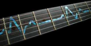 EKG Line (AB) Fret Markers Inlay Sticker For Guitar