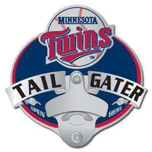 MLB Minnesota Twins Trailer Hitch Cover   Tailgater