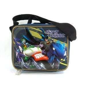 Batman Insulated Lunch Box   Batman and Joker on Motorcycle