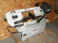 VECTRAX 7 x 12 Horizontal Band Saw 4 Speed Belt Drive 1 Hp 115 Volts