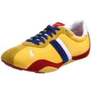 Polo Ralph Lauren Mens Kern Lace up Fashion Sneaker Shoes