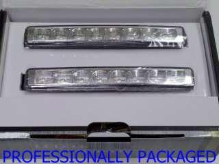 BMW E31 E34 8 WATT LED DRL FOG DRIVING BAR LIGHT KIT