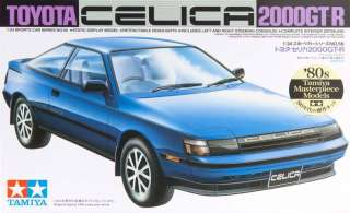 NEW Tamiya 1/24 Toyota Celica 2000 GTR Kit 24056 NIB 4950344962228