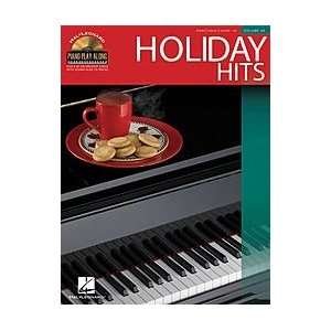 Hal Leonard Holiday Hits Volume 49 Book/CD Piano Play