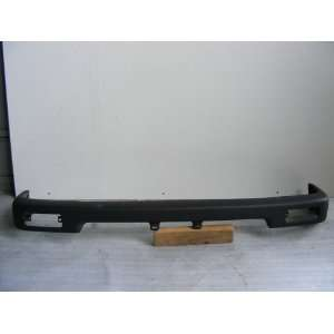 Toyota Tacoma Front Bumper Black 2Wd 95 96 Automotive