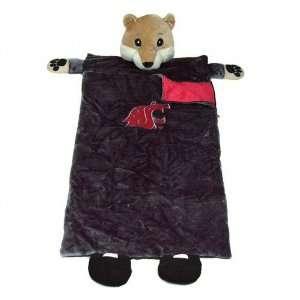 Washington State Cougars Mascot Sleeping Bag