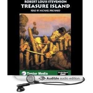 Audio Edition): Robert Louis Stevenson, Michael Prichard: Books