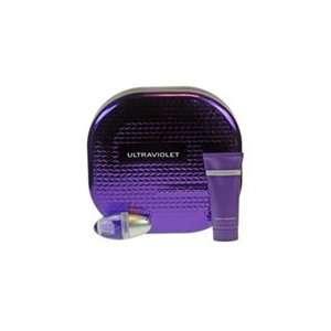 Paco Rabanne Ultraviolet 2 Piece Perfume Gift Set (50ml