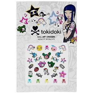 tokidoki Nail Art Stickers Beauty