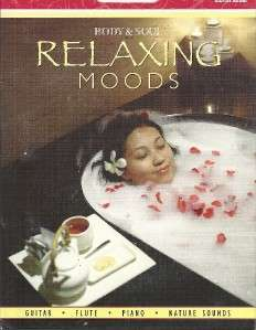 BODY AND SOUL RELAXING MOODS WITH FLUTE, PIANO, GUITAR AND SOOTHING