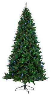 Artificial Tree With 400 Smart Multi Color LED Lights 1,151 Tips