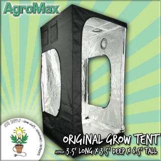 GROW TENT Hydroponic Plant Growing Box Room 39X39 Mylar