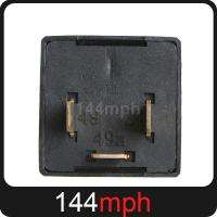 Pin Car Flasher Relay to Fix LED Light Blink/Flash