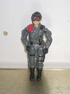 GI Joe Low Light 1986 Action Figure Loose Hasbro