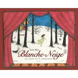 Blanche Neige (French Edition) (9782700027617): Jane Ray