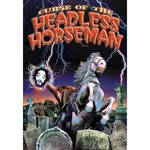 Curse of The Headless Horseman   11 x 17 Poster: Home