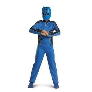 Power Ranger Blue Quality 7 8 Costume Toys & Games