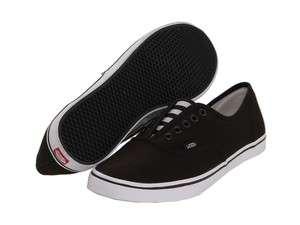 NIB Vans Authentic Lo Pro Gore Black Women Shoes