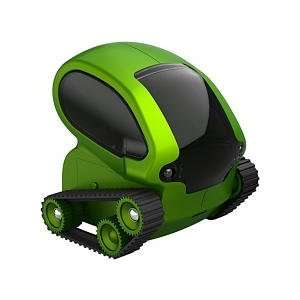 Tankbot Action Figure Toy   Green Electronics