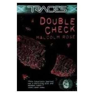 Traces Double Check (9781435208469): Malcolm Rose: Books