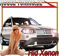 Hid Xenon Kit Bmw BMW X1 inclusi Abbaglianti omaggio