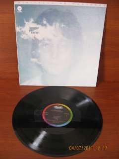 JOHN LENNON IMAGINE LP PROMOTIONAL EX/RARE 1ST COLOMBIA