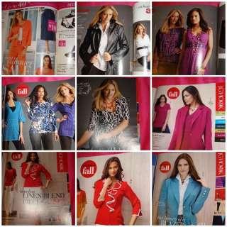 jessica london womens fashion catalog erica redling 2009 fall
