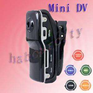 New MD80 DC Mini DV DVR Camcorder Camera webcam Spy Cam