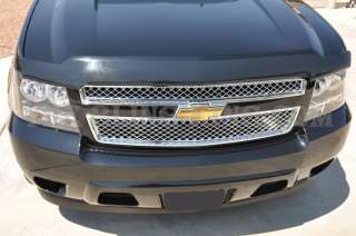 Chevy TAHOE chrome grille grill bentley mesh insert